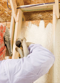 Prince George Spray Foam Insulation Services and Benefits